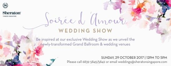 Soiree d'Amour Wedding Show