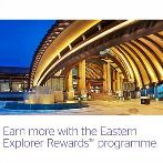 Be rewarded around the world with the Eastern Explorer Rewards™ programme.