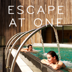 Enjoy an 'Escape at One' experience at One Spa