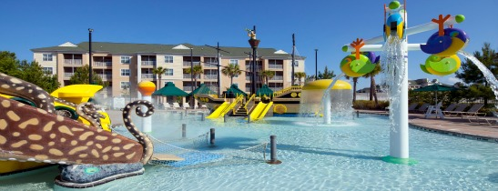 Grand Weekends Sheraton Broadway Plantation Pool