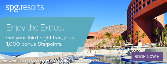 Third Night Free and Starpoints