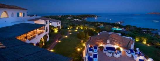 Hotel Romazzino. An enchanted, emerald paradise.