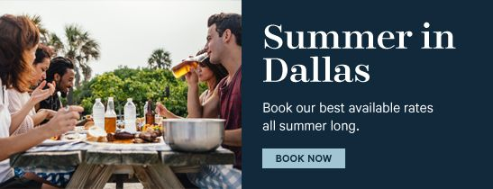SUMMER IN DALLAS