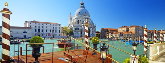 Explore The Westin Europa & Regina and enjoy the best view of Venice