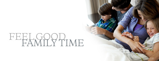 Play Well with your family. Activities for everyone and much more at the Westin Europa & Regina, Venice