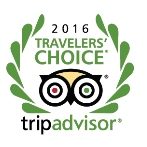 Hotel ganador del Travellers' Choice 2016