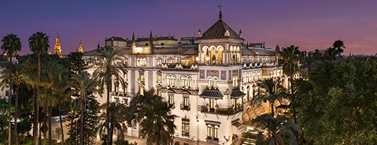 Hotel Alfonso XIII, a Luxury Collection Hotel
