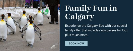 Calgary Zoo Package