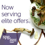 Collect Starpoints® and profit from exclusives rewards as an SPG® member..