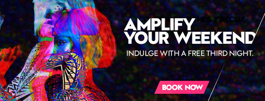 Amplify your weekend