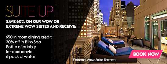 Suite Savings in NY