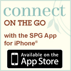 Connect on the Go with the SPG App for iPhone