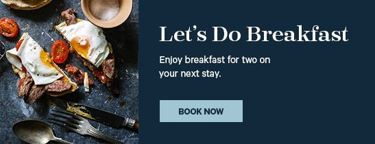 SPG Breakfast Offer