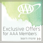 Exclusive offers for AAA members