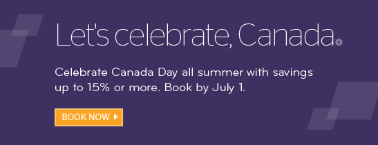 Canada Summer Savings