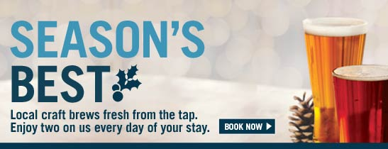 Festive Season Offer - Great Hotels & Great Price!