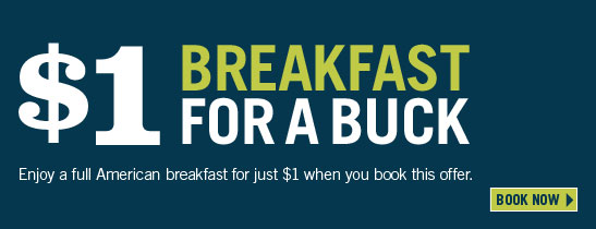 Breakfast for a Buck