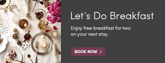 Let's Do Breakfast - The St. Anthony, a Luxury Collection Hotel, San Antonio