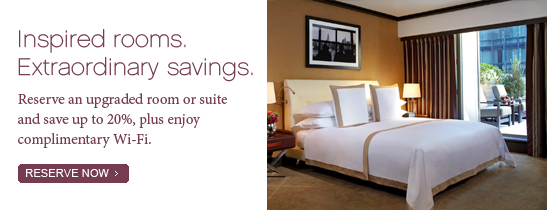 Suite Offer - Upgrade your suite Spot!