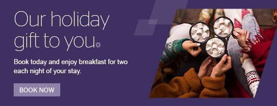 Holiday Breakfast Offer
