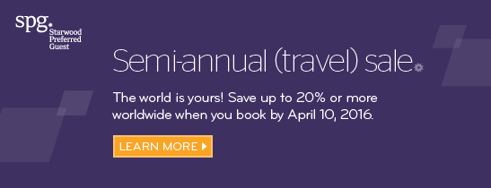 Semi Annual (Travel) Sale
