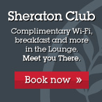 Upgrade Your Stay to Sheraton Club