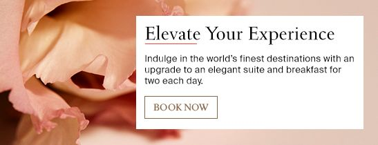 Elevate Your Experience Offer at The St. Regis San Francisco