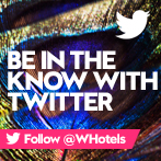 Be in the know with Twitter