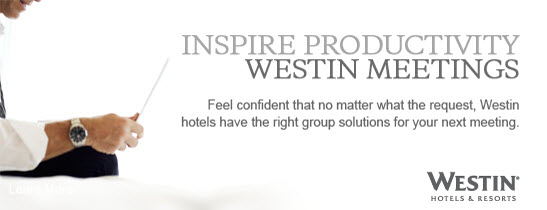 Meetings & Events Offers from The Westin Denver Downtown Hotel